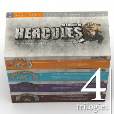 Hercules Labors Complete Collection