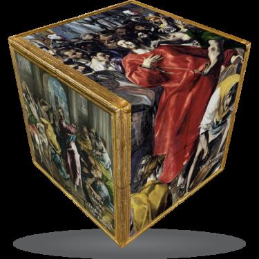 El Greco - V-CUBE 2 Flat