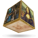 Da Vinci - V-CUBE 3 Flat