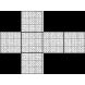 V-Udoku - V-CUBE 3 Flat