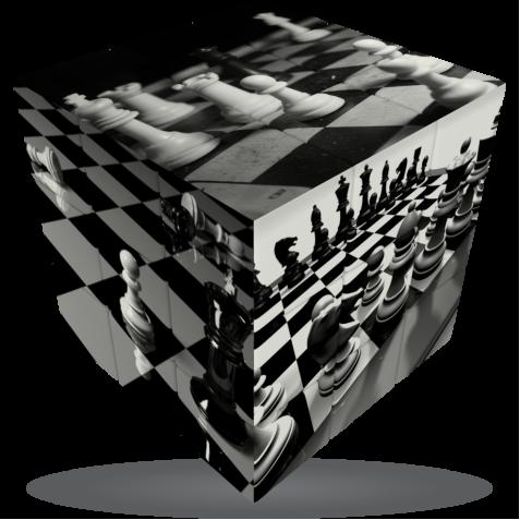 Chess - V-CUBE 3 Flat