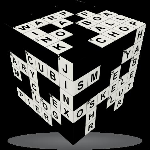 Crossword - V-CUBE 3 Flat