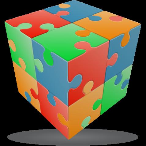 Jigsaw - V-CUBE 2 Flat