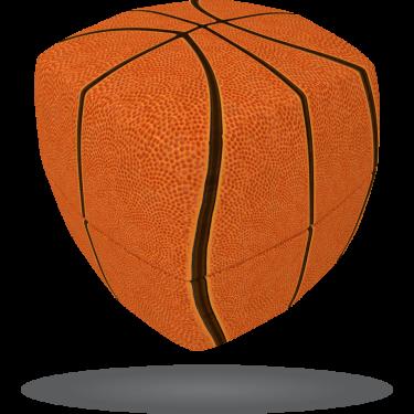 Basketball - V-CUBE 2 Pillow