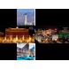 Las Vegas- V-CUBE 2 pillow