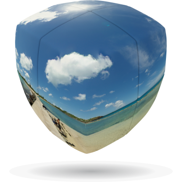 Crystal Waters - V-CUBE 2 Pillow