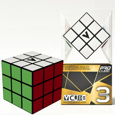 V-CUBE 3 Black
