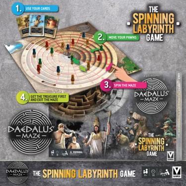 Daedalus' Maze