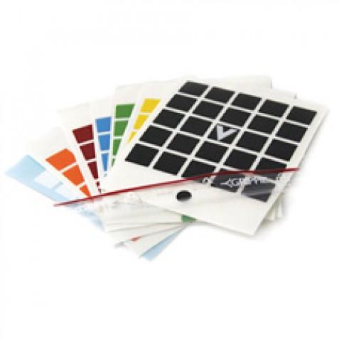 V-CUBE 5 Sticker Set