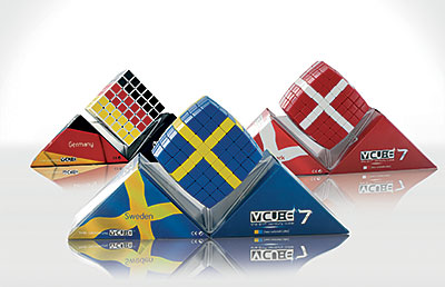 V-Cube Flags 6 & 7 Layers