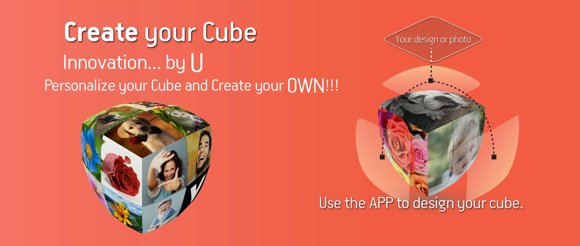 V-CUBE™ - Create Your Cube