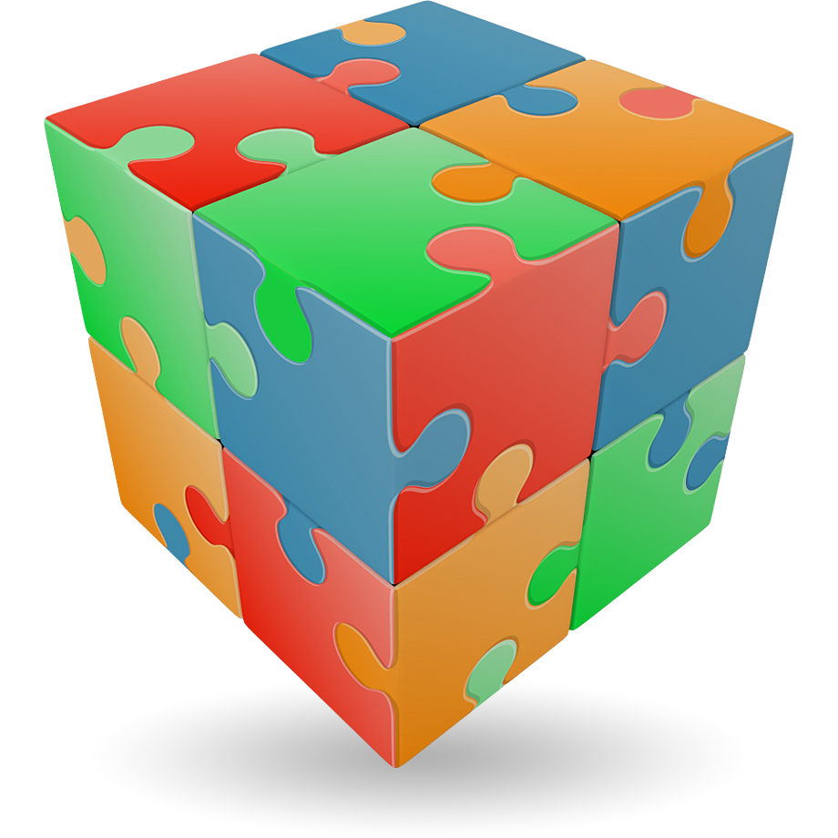 fun v collections rotational cubes clever twisty puzzle