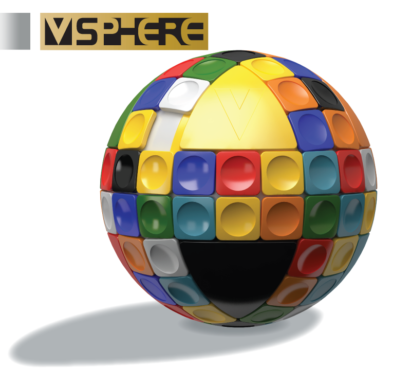 V-SPHERE™ the Worldwide Patented Sliding Spherical Puzzle