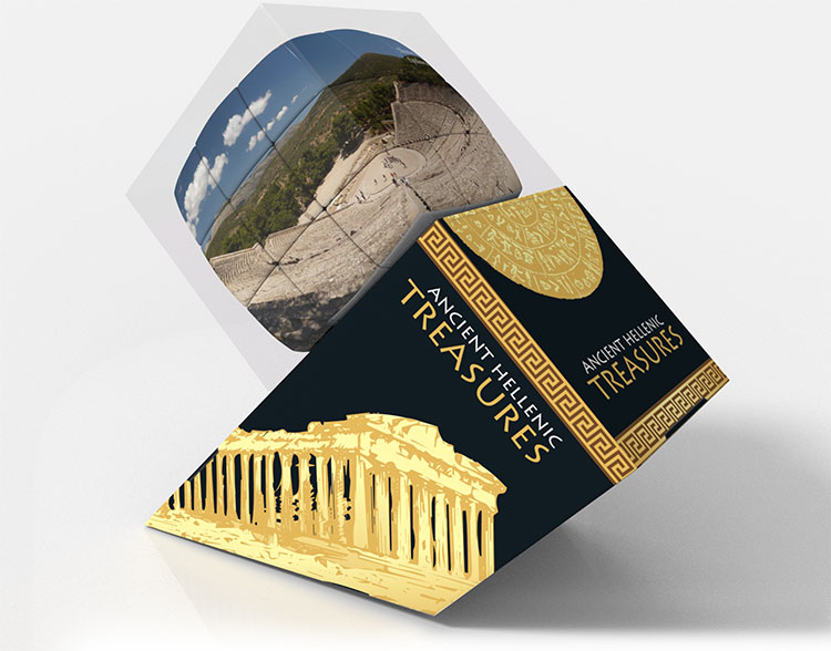 V-CUBE™ V-Collections Ancient Hellenic Treasures