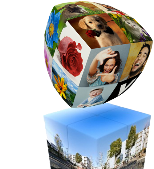 V-CUBES™ - Create your own V-CUBE online | Design Your V-Cube