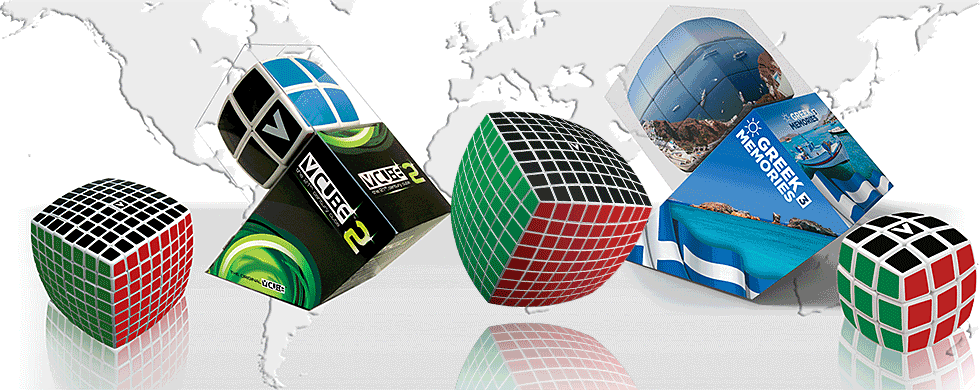 V-Cubes are available in 105 countries in every corner of the globe!