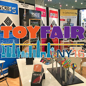 V-Cube at American International Toy Fair 2016