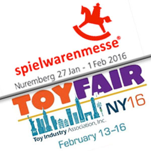 V-Cube at 2 'Top-of-the-Line' Toy Fairs!