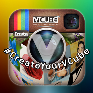 INSTAGRAM Your Create V-Cube