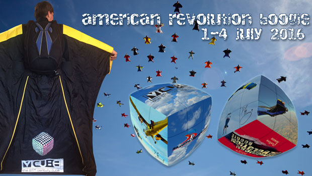 V-cube at American Revolution Boogie 2016