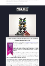 V-CUBE to represent Greece in the European Business Awards
